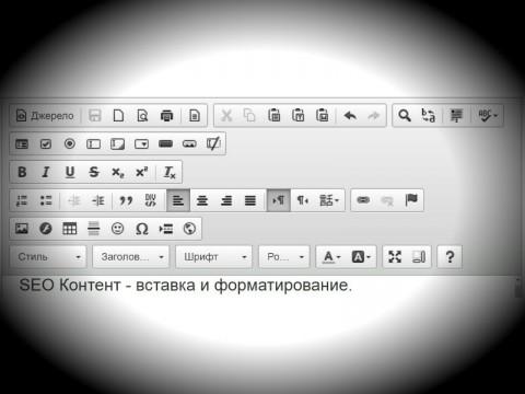 С чем можно столкнуться при модернизации сайта для СЕО - вред и польза визуальных редакторов.