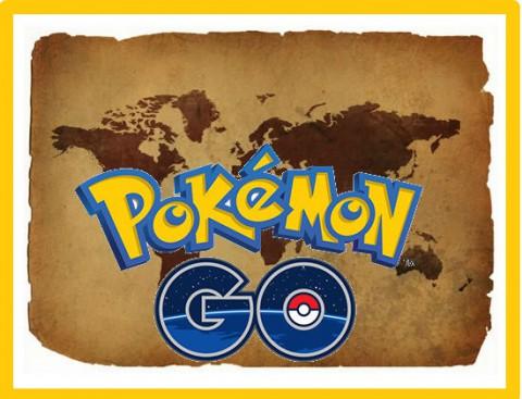 Pokemon go карта - найти всех покемонов просто!