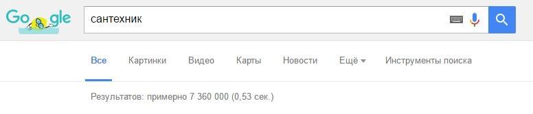 ТОП 10 GOOGLE